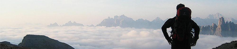 Über den Wolken: Eine Coaching-Sitzung bringt Abstand und neue Perspektiven