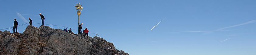 Mit Sabine Strobel auf eine Berghütte an der Zugspitze: so macht Teamentwicklung Spaß!